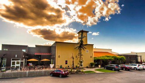 Barnard Griffin Winery, Richland, WA