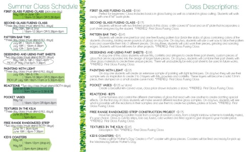 db CC Photo spring-CLASS-SCHED 2013-4-29