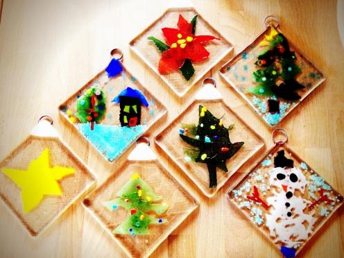 db CC Photo Holiday Ornaments