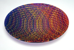 Tapestry in Glass Workshop by Richard Parrish at db Studio